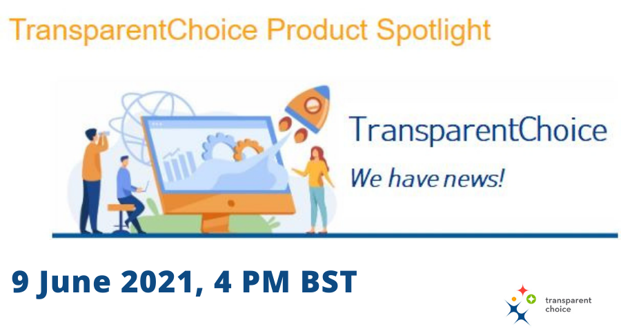 Product update webinar TransparentChoices Prioritization Software (1)