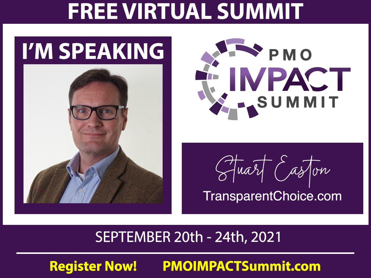 PMO IMPACT Summit Sep 2021